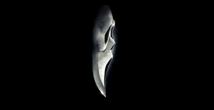 illustrazione dedicata al film Scream